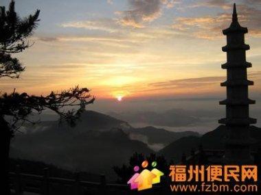 寿宁南山风景区位于