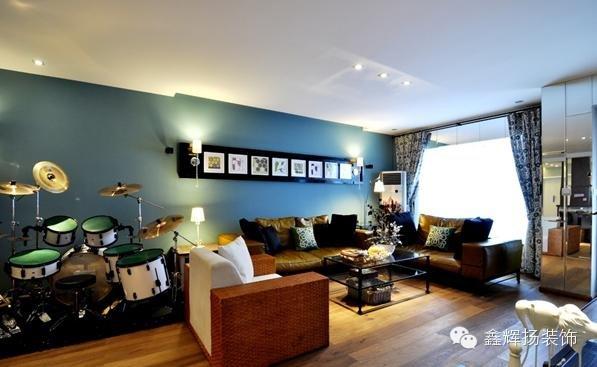 实用的【美式风格】客厅搭配哦~~-福州