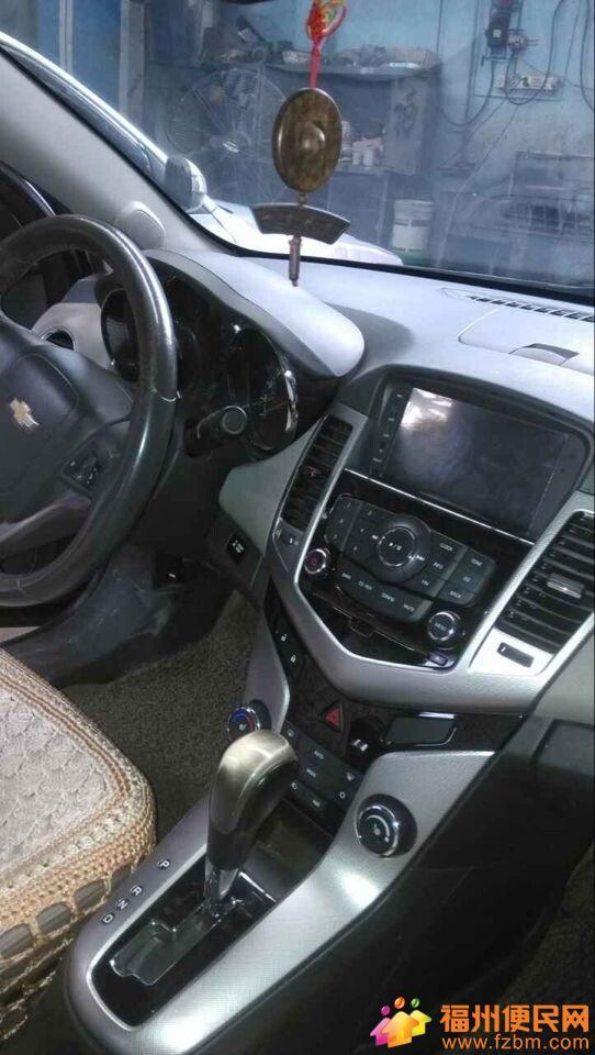 8自动挡科鲁兹_福州二手二手车
