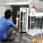 福州空调安装回收、维修、移机、加氨、清洗保养一条龙