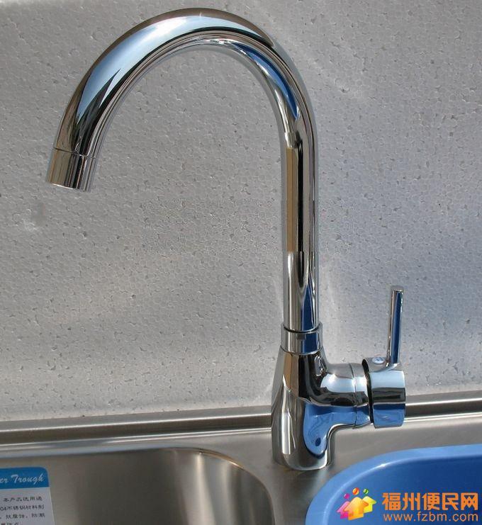 福州水龙头关不紧渗漏水管阀门漏水维修 上下水管安装