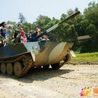 旅游新体验,玩转军事主题乐园――福州军博园