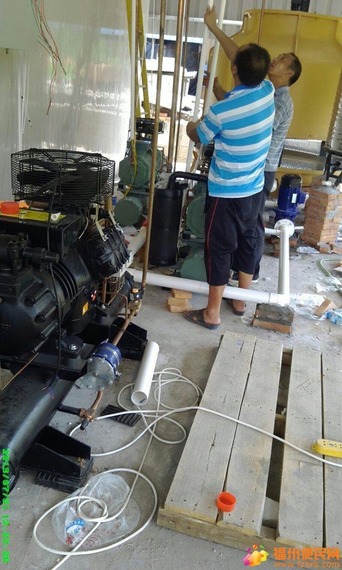 采用氨为制冷剂的制冷系统的冷库应建设在周边人口密度较小的地方.