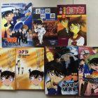 名侦探柯南小说及漫画系列多数