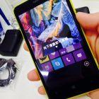 只使用一年智能手�C Nokia Lumia625