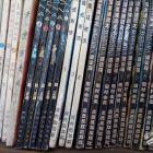 几百本漫画因为搬家便宜卖掉。