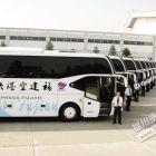 35座以上大巴车包车服务(福州五区八县都可接送)