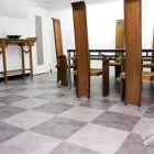 福州办公地毯批发,PVC板材批发,墙布批发,可安排施工