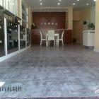 福州防水防滑施工便捷健康环保PVC石塑塑胶地板批发