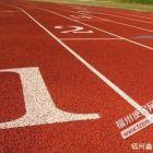福建福州塑胶石塑地板户外塑胶跑道系列厂家直销