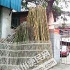 出售:晒衣服用的竹竿 (搬家用),竹梯,和种花用草碳