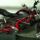低价出售宗申雷暴250GS-3