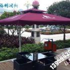 福州户外遮阳伞庭院伞咖啡吧休闲伞广告伞厂家定做