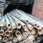 竹竿竹子做的梯子