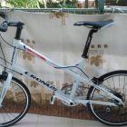 全新Cronus凯路仕铝合金小轮径公路自行车仅售2200元