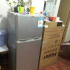 单身公寓自用双门冰箱