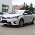 低首付1W购新车【丰田卡罗拉】月供2500