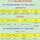 6.23日省直事业单位培训课程