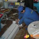 闽侯上街空调不制冷检测 缺氨补氨,空调维修安装加氨公