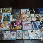 低价出售珍藏的电影及音乐专辑VCD碟子(内含明星插图)