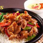 中式快餐加盟,坐店+外卖,60秒出餐
