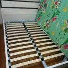 转让骨架床及床垫