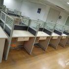 2手办公 桌,电脑桌,话吧桌80一位