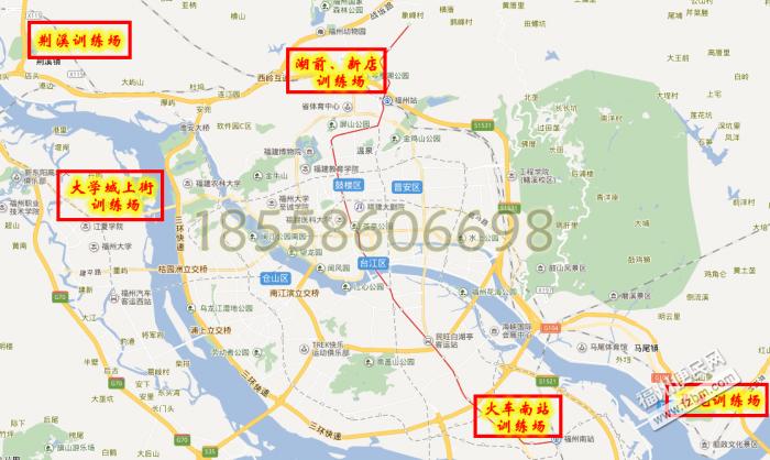 福州闽侯驾校/陪练福州便民网7
