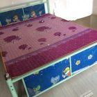 1.5米x2米铁架床转让