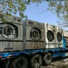锡林郭勒盟高价收购一套4米烫平机和高速折叠机有的联系
