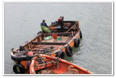 12:00驱车前往平潭岛东部渔村-东澳渔村,漫步渔村小镇自费享受渔村