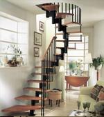 复式小户型楼梯装修