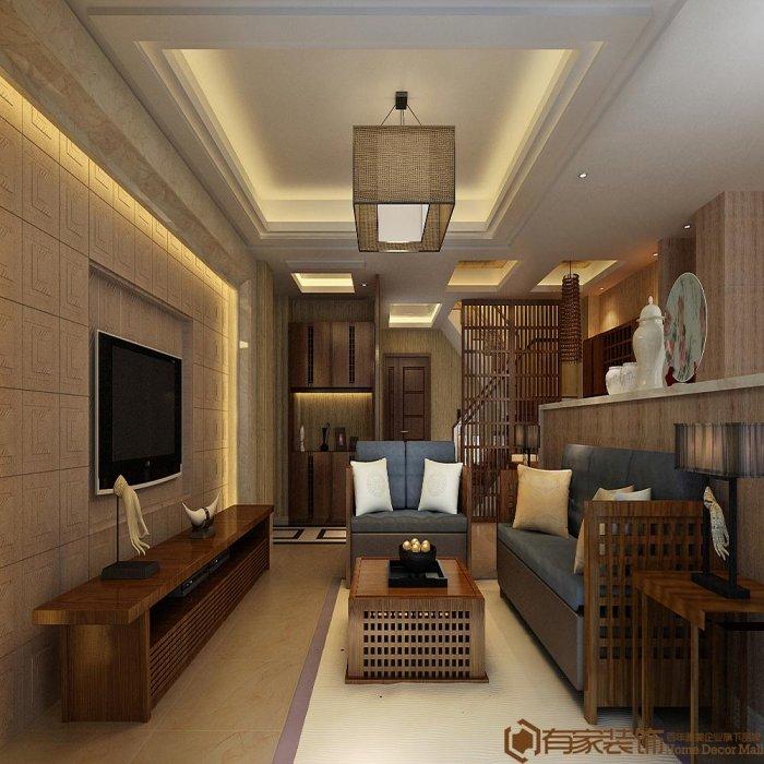 福州三室三厅中式古典棕色装修效果图 福州三室三厅中式古典棕色装修效果图 2013图片