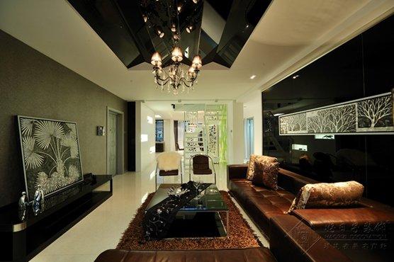 福州五室以上三厅以上中式现代棕色装修效果图 福州五室以上三厅以上中式现代棕色装修效果图 2013图片
