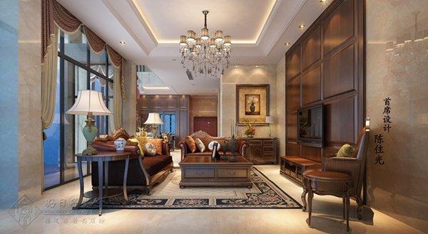 福州五室以上三厅以上中式古典黄色装修效果图 福州五室以上三厅以上中式古典黄色装修效果图 2013图片