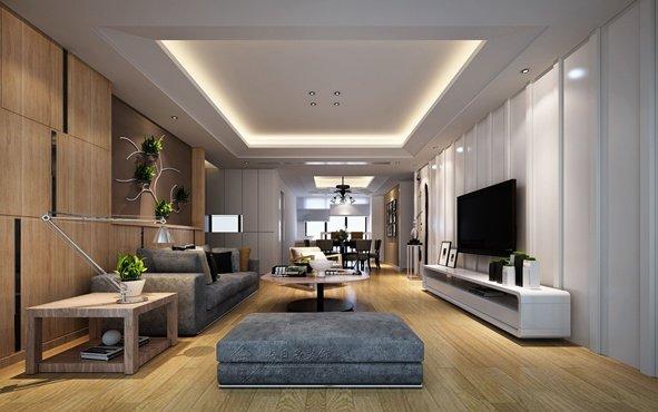 福州客厅四室三厅欧式现代白色装修效果图 福州客厅四室三厅欧式现代白色装修效果图 2013图片