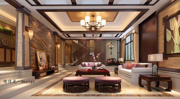 福州餐厅五室以上三厅以上东南亚棕色装修效果图 福州餐厅五室以上三厅以上东南亚棕色装修效果图 2013图片
