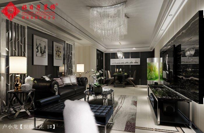 福州三室一厅简约时尚灰色装修效果图 福州三室一厅简约时尚灰色装修效果图 2013图片