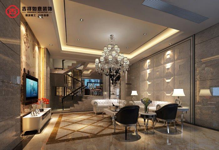 福州五室三厅欧式现代白色装修效果图 福州五室三厅欧式现代白色装修效果图 2013图片