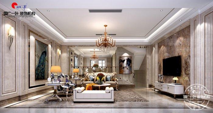 福州三室二厅欧式现代白色装修效果图 福州三室二厅欧式现代白色装修效果图 2013图片