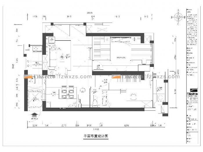 福州客厅二室一厅美式风格棕色装修效果图_02 福州客厅二室一厅美式风格棕色装修效果图2013图片_02